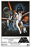 Star Wars Poster Style 'C' - American (68,5cm x 101,5cm) + Ü-Poster