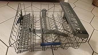 daniplus de Voûte et de Panier/Panier à vaisselle haut Convient pour Siemens Bosch 770441remplace 479194/Bas 680997et panier à couverts 668270-N °: 712900de rechange pour 249440