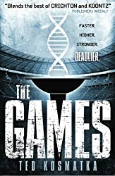 The Games by Ted Kosmatka (2012-06-22)