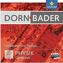 Dorn Bader Physik Interaktiv: Dorn / Bader Physik SI Interaktiv: Temperatur und Energie: Einzelplatzlizenz