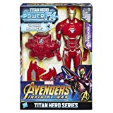 Avengers: Infinity War - Iron Man Titan Hero Power FX (Personaggio 30cm, Action Figure) , E0606103