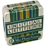 Cheatwell After Dinner Games - Initial Letters Game