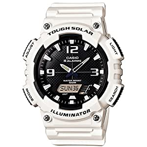 Casio Youth Combination Analog-Digital Black Dial Men's Watch - AQ-S810WC-7AVDF (AD190)