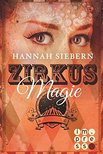 Buchseite und Rezensionen zu 'Zirkusmagie' von Hannah Siebern