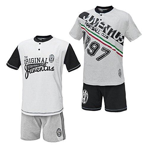 6c05c5a030 PLANETEX Pigiama Adulto Juve Maglia e Pantaloncini Abbigliamento Juventus PS  24994