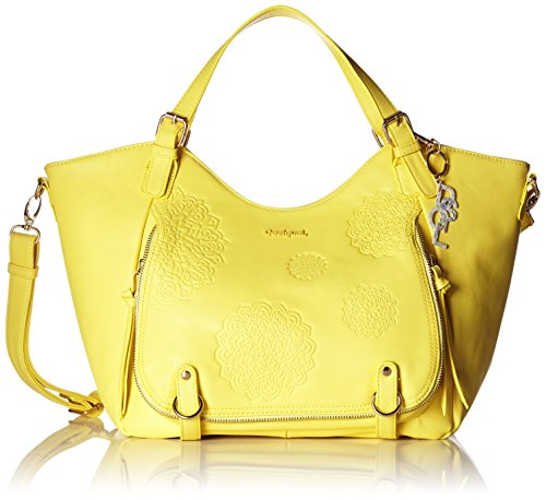 desigual-rotterdam-blick-sacs-bandouliere-femme-jaune-gelb-amarillo-fluor-8000-24x24x15-cm-b-x-h-x-t