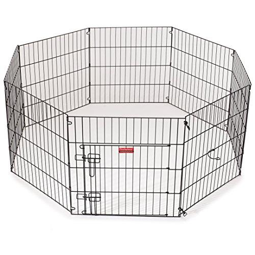 Artikelbild: Pro Select Futternapf zum Aufhängen Everlasting Bewegung Stifte für Hunde und Haustiere–Schwarz 45,7cm