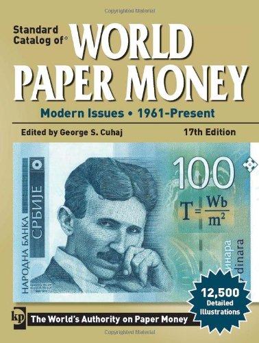 Standard Catalog of World Paper Money: Modern Issues, 1961-Present (Standard Catalog of World Paper Money: Vol.3: Modern Issues) (Coins World 3. Krause)