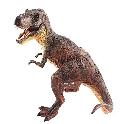 deAO Figure di Dinosauro Realistici Personaggi Preistorici (T-Rex)