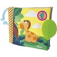 Chicco - 00072376000000 - Baby Senses - Livre Premières Découvertes en Balade