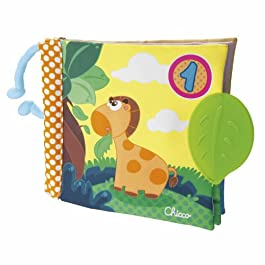 Chicco – Gioco Baby Senses Libro 1 – 2 – 3 New, 72376