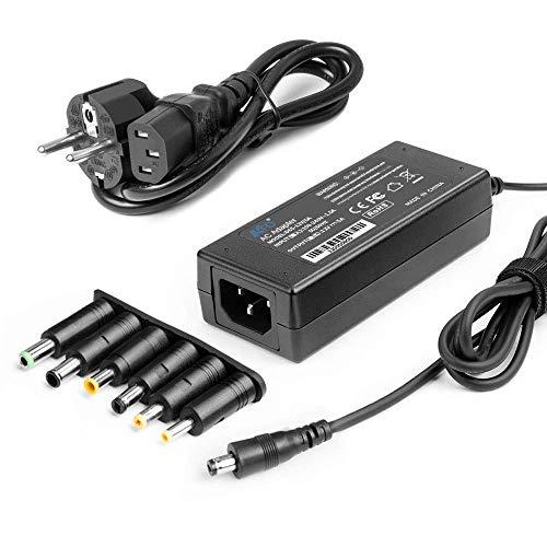 KFD Netzteil 12V 5A 4A 3A 2A Adapter Ladegerät Transformator 6 stecker 5,5x2,5 4,0x1,7 4,8x1,7 6,5x4,4 6,5x3,0 5,5x3,0mm für LCD TFT Bildschirm Monitor LED Streifen Festplatten Router Pico-PSU bis 60W