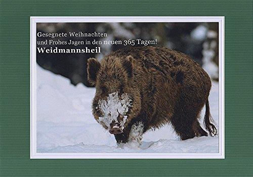 Weihnachtsgrüße Jagdlich.Firmen Weihnachtskarten Mehr Als 10 Angebote Fotos Preise