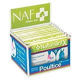 NAF NaturalintX Wickel (10 Packungen) (kann variieren)