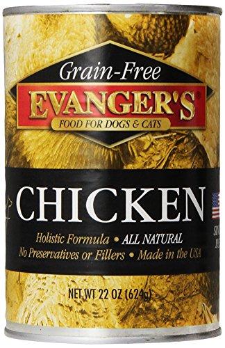 Sp-dinner (EVANGER'S 776176 Gold Sp Grain Free Chicken Dinner for Dogs, 22-Ounce by Evangers)