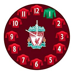 10 am Liverpool Jersey - Acrylic (250 grms)