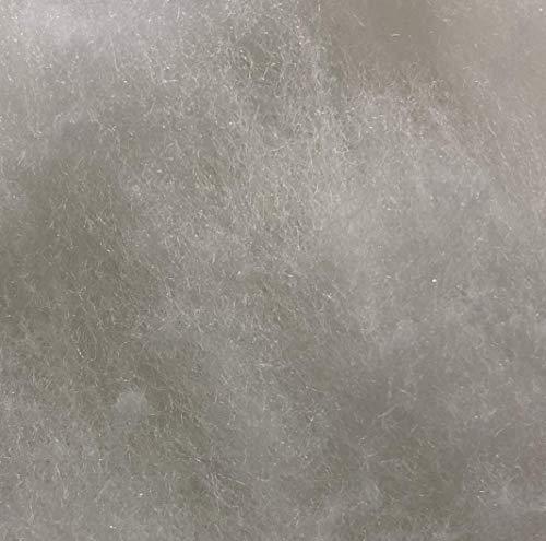 Mousse de Rembourrage 1 kg Très Moelleuse Matériel de Rembourrage pour Coussin Mousse de Rembourrage Idéale pour Garniture de Coussins, Jouets, Meubles, etc. Plastique Multicolore 1 kg