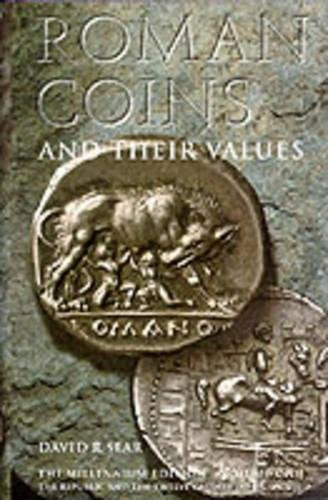 Roman Coins and Their Values Volume 1: Republic and the Twelve Caesars.280 BC-AD 96 v. 1 por David R. Sear