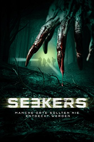 Seekers Cover