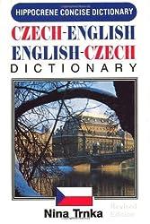 Czech-English / English-Czech Dictionary (English and Czech Edition) by Nina Trnka (1990-11-01)