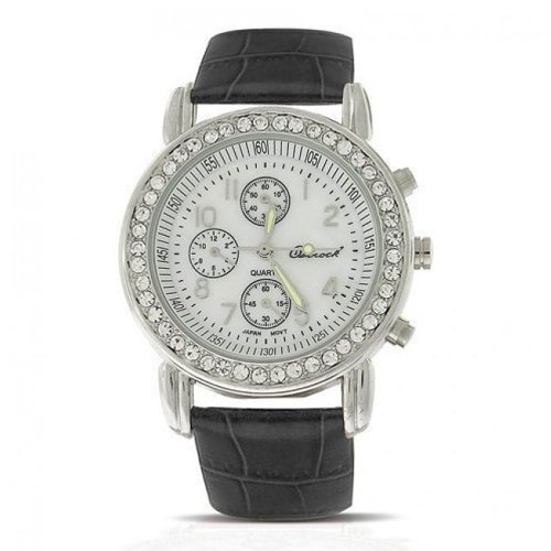 bling-jewelry-geneva-round-black-leather-strap-stainless-steel-back-watch