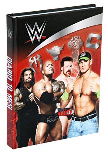 WWE Tagebuch Schule 10Monaten, Format Standard, Grafik sortiert (Wwe Halloween Kostüme)