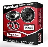Vauxhall Astra H Front Door Speakers Pioneer car speakers + adapter pods 240W