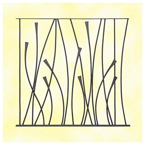 Panneau décoratif design courbe L970x1000mm