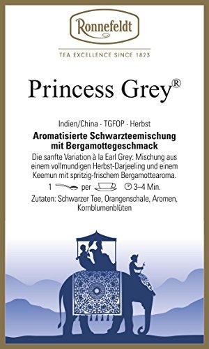 Ronnefeldt - Princess Grey® - Aromatisierter Schwarzer Tee - 100g