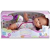 Nenuco - Mi pequeño, muñeca con trajecito, color rosa (Famosa 700012087), surtido: colores aleatorios
