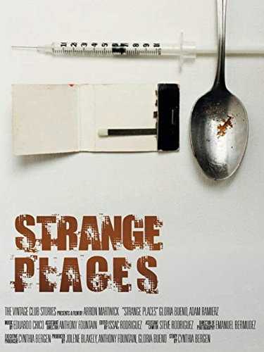 Strange Places Cover