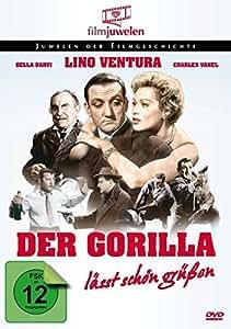 Der Gorilla lässt schön grüßen (Filmjuwelen)
