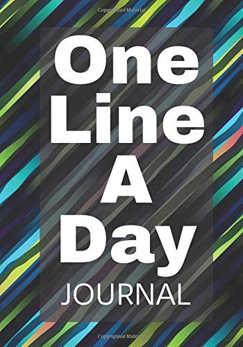 One Line A Day Journal: A One-Year Undated and Lined Daily Memory Book, Journal, Diary, Notebook Gifts for New Mom, Sister, Daughter, Goddaughter, ... 7x10 with 120 pag (Making Memories, Band 15) - 120 X Spiral-band