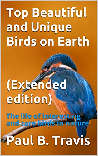 Top Beautiful and Unique Birds on Earth (Extended edition): The life of interesting and rare birds in nature (English Edition)