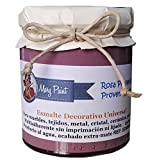 Mary Paint | Pintura para muebles efecto Chalk Paint, Rosa Provenza - 250ml