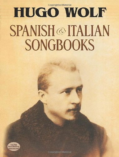 Spanish And Italian Songbooks: Buch für Gesang, Klavier (Dover Song Collections)