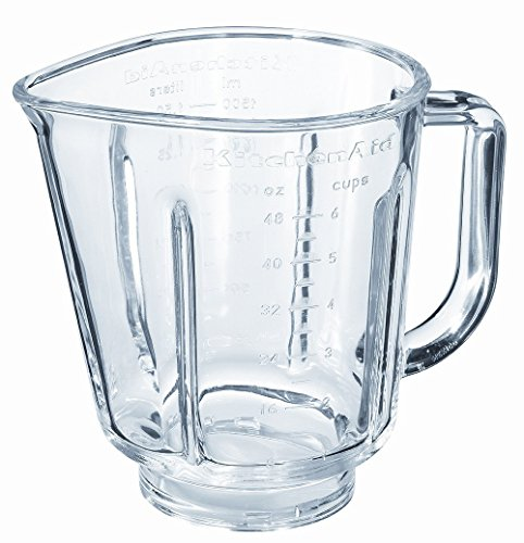 KitchenAid New Spare Glass Jug for 1.5l Blender (KSB555 etc)