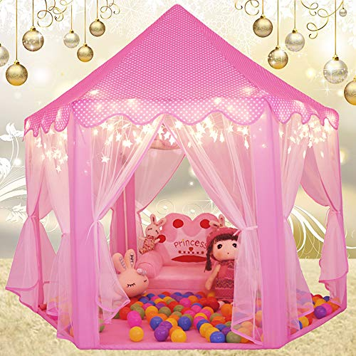 Monobeach Kids Play Tent Girls T...