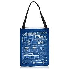 VOID 16-Bit Gamepad Tasche Einkaufs-Beutel Polyester Shopper Einkaufs-Tasche Bag Konsole Sonic, Polyestertasche Größe:Large