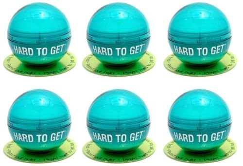 Tigi Bed Head Hard to Get Texturizing Paste 42g x 6 by TIGI (Paste Styling Head Bed)