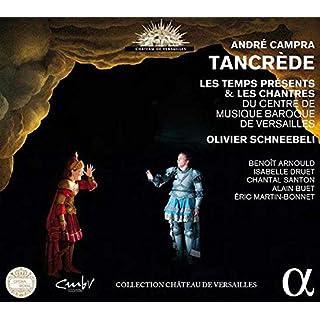 Campra: Tancrede