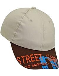 Fiebig Basecap Per Ragazzi Baseball Cappellino Berretto Con Visiera  Protezione Di Estate Cappello Bicolore Stampa Bambini ffc8f9b0ebd5