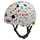 Nutcase Baby Nutty Happy Hearts Street Helm, XXS/47-50cm