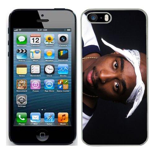 2Pac Tupac Shakur carcasa rígida para iphone 5S (6) carcasa rígida para apple para 5 s