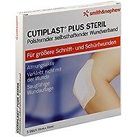 Cutiplast plus steril Wundverband 10 cm x 7,8 cm Pflaster, 5 St. preisvergleich bei billige-tabletten.eu