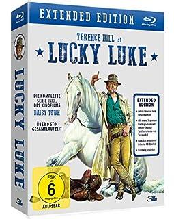 Lucky Luke - Die komplette Serie - Extended Edition [3 DVDs]