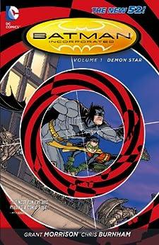 Batman Incorporated Vol. 1: Demon Star (The New 52) by [MORRISON, GRANT, BURNHAM, CHRIS]