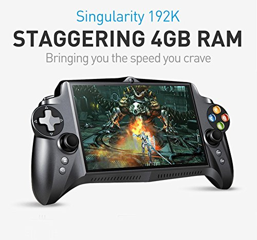 JXD s192 K singula rity 7 Inch 1920 x 1200 Quad Core 4 G/64GB RK3288 Handheld Game Player...