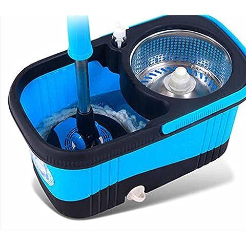 Modern popular dual-drive magic MOP bucket, rotate drag the good God rod, hand, automatic MOP MOP