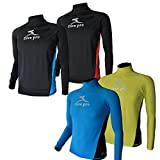 DivePro Rash Guard Lycra Shirt - UV Longsleeve Herren